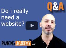 do i really need a website