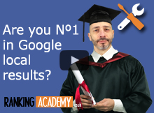 are you number one in google local results