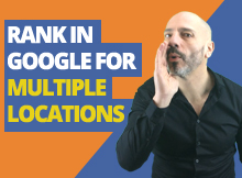 rank in google for multiple locations